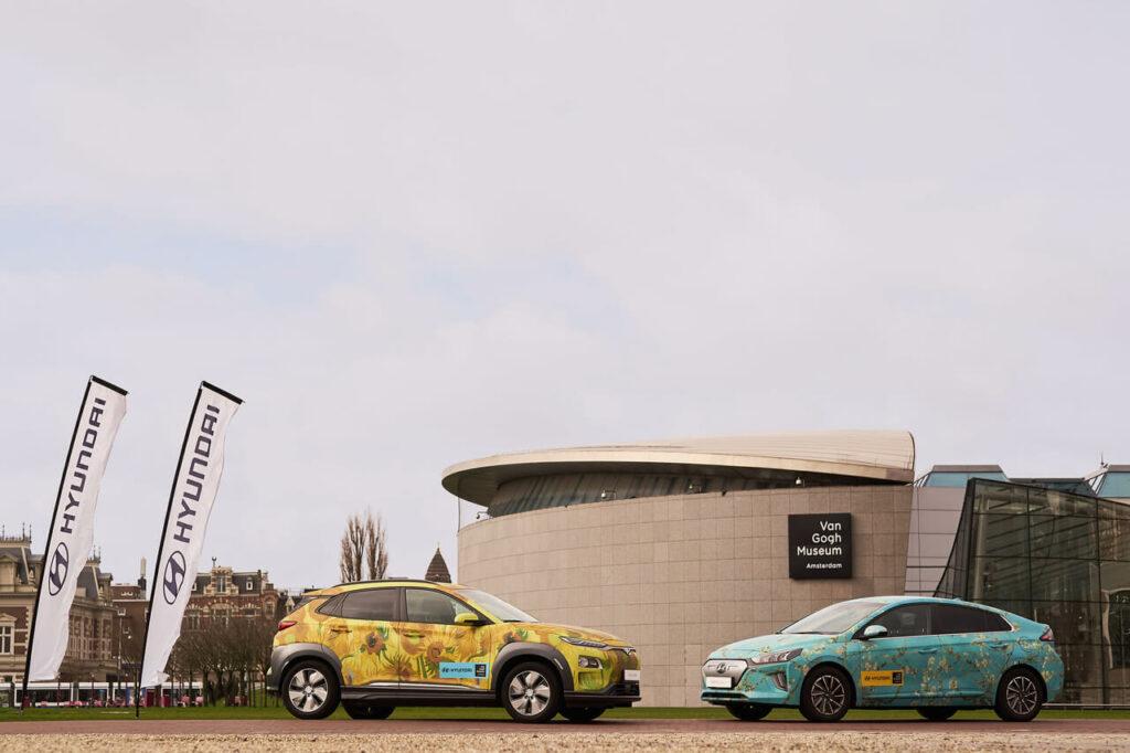 Kauai Electric e IONIQ em parceria com o Museu Van Gogh