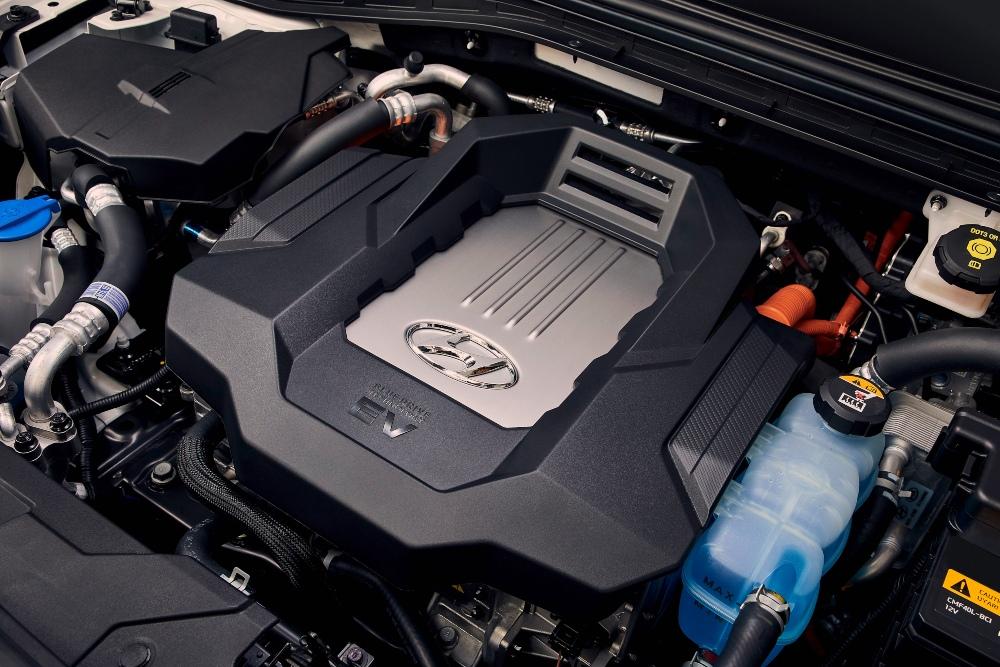 Motor elétrico Hyundai Ioniq Eletric