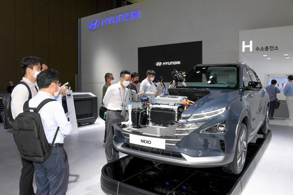 Hyundai Nexo é um carro a hidrogénio com autonomia de 666 km