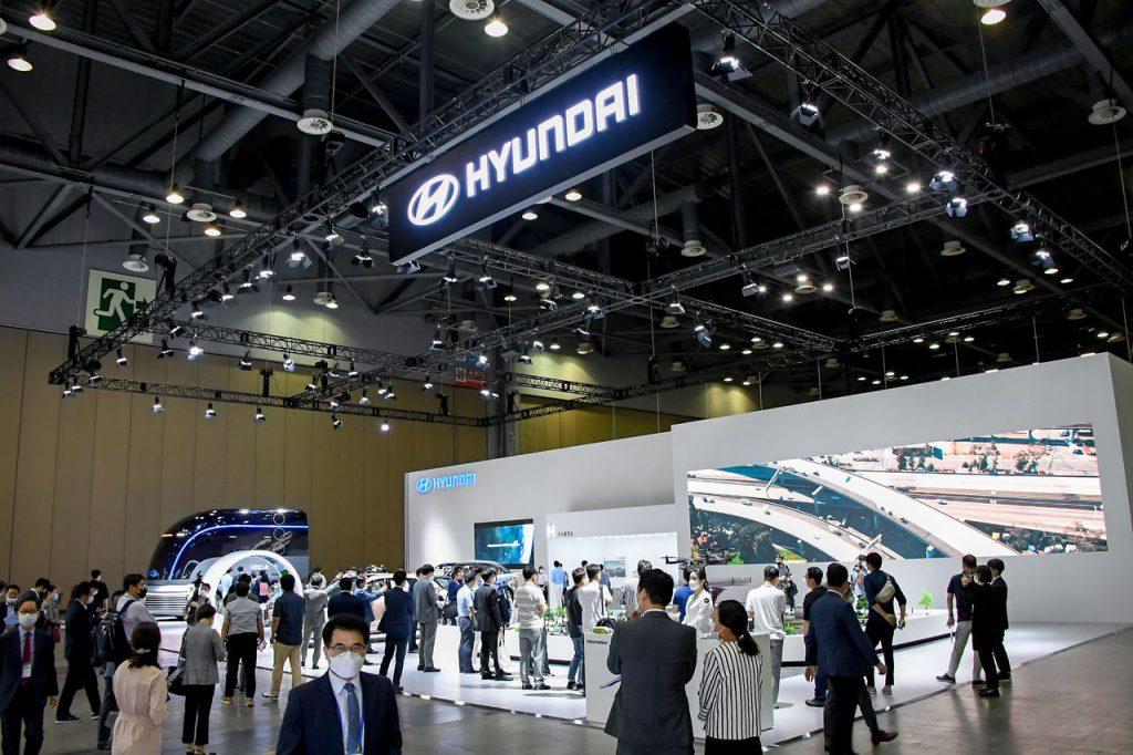A Hyundai tem desenvolvido várias inovações referentes à mobilidade a hidrogénio