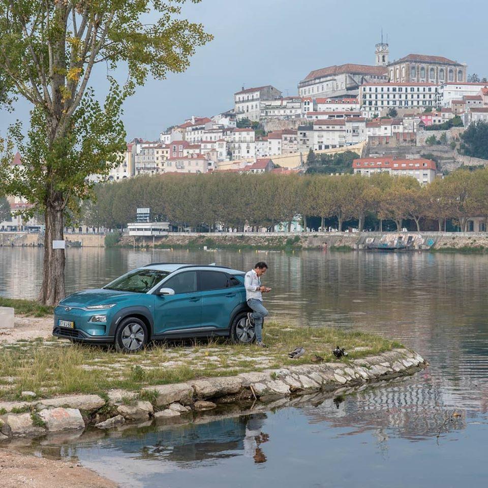 Hyundai Kauai em Coimbra
