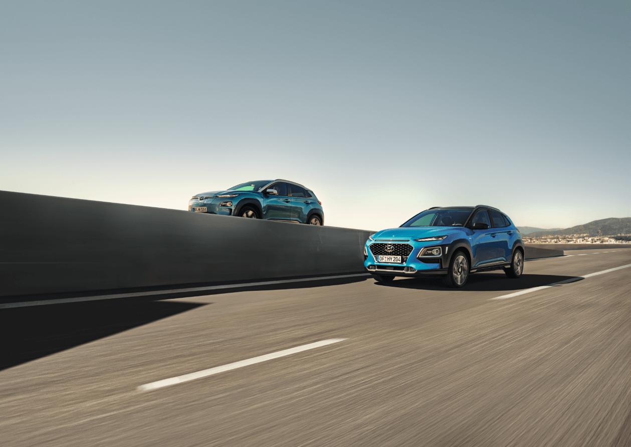 Carros 100% elétricos Hyundai