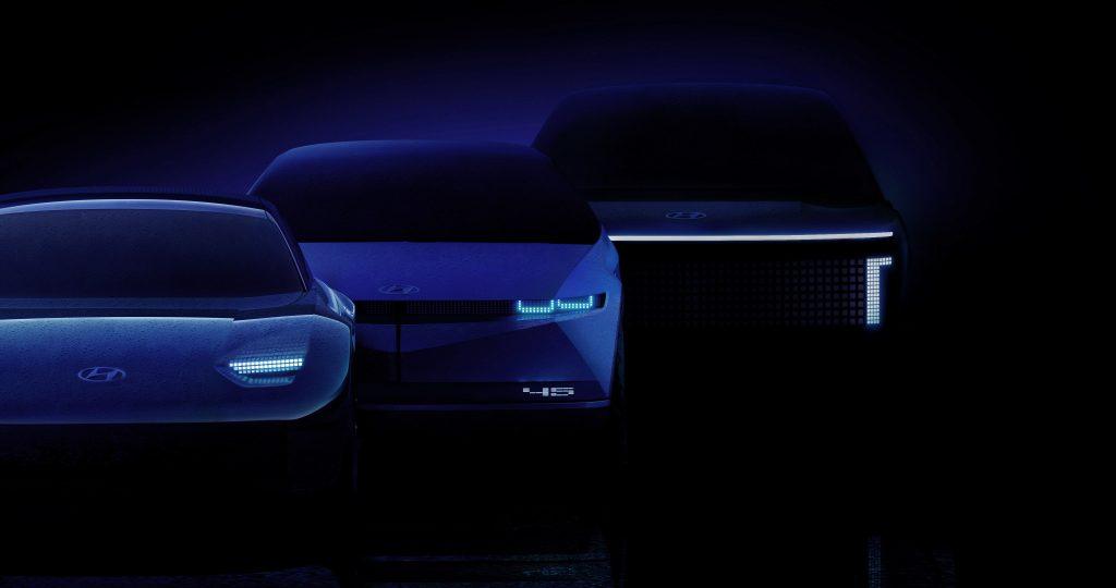 IONIQ é a nova marca da Hyundai para veículos elétricos