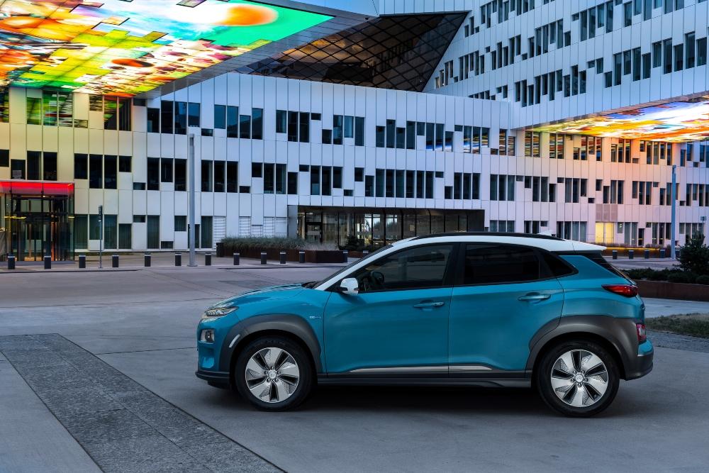 imposto automóvel para carros elétricos como o hyundai kauai eletric
