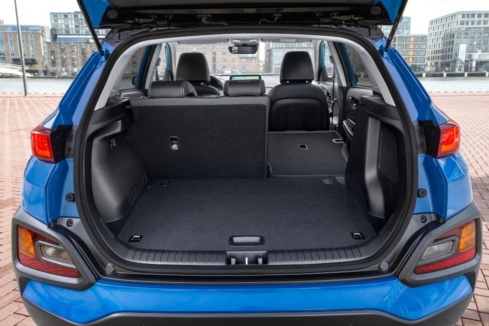 Mala Hyundai Kauai azul