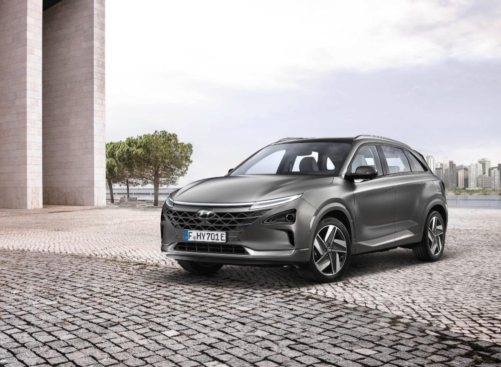 Hyundai NEXO carro a hidrogénio