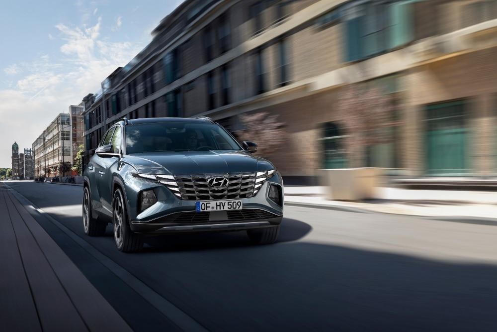Hyundai Tucson HEV