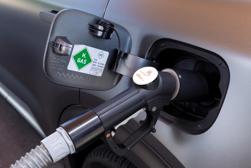 Hidrogénio combustível