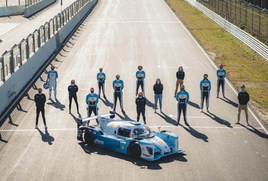 Equipa Forze Hydrogen Racing
