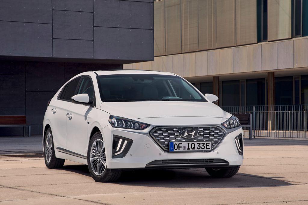 Hyundai IONIQ Plug-In Branco