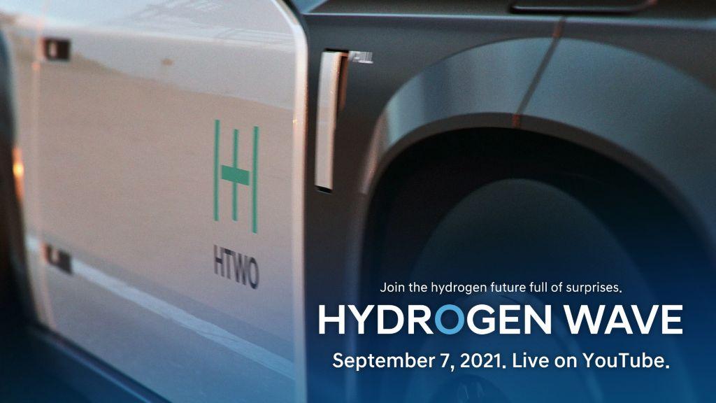 Hydrogen wave